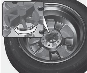 Запасное колесо Kia Ceed / ProCeed