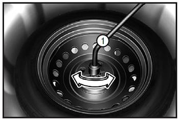 Запасное колесо KIA Rio X